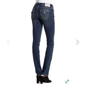 Women's True Religion Jeans 27 27x34 27L Joey